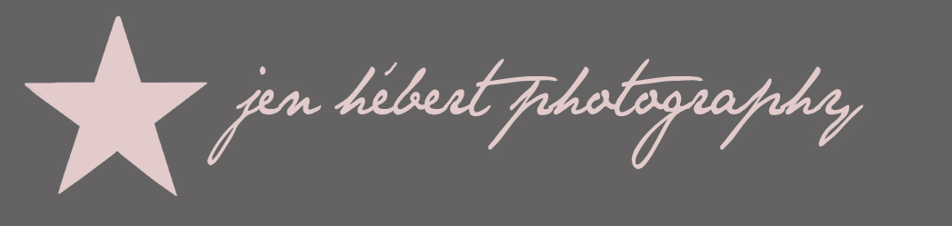 Jen Hebert Photography Blog logo